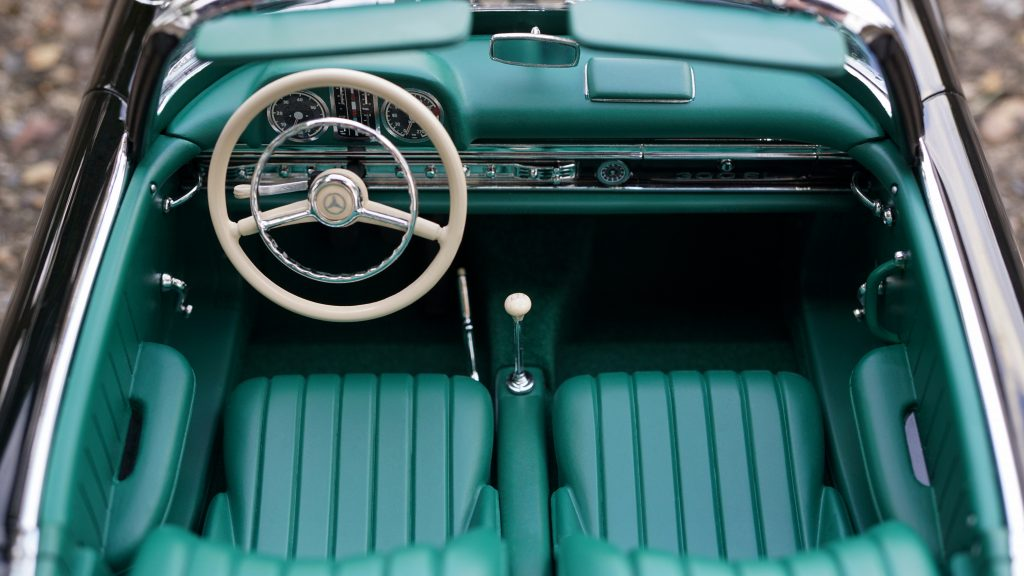 1# Classic Car Upholstery in North Yorkshire | Alan Henderson
